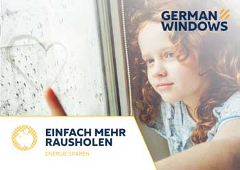 German Windows - Ausstattungsflyer Energie