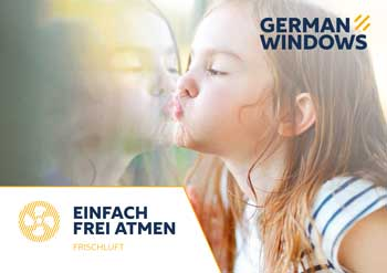 German Windows - Ausstattungsflyer Frischluft
